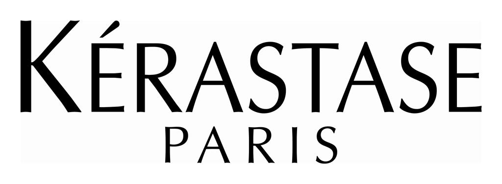 Kerastase Paris Logo produktu loreal na którym pracuję
